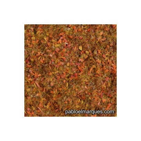 MH-32 fallen leaves blend: orange