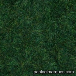 C-407 static grass: dark green