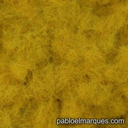 C-409 static grass:  golden yellow