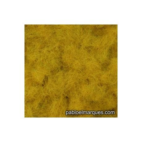 C-409 Césped electrostático amarillo dorado