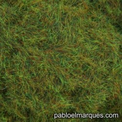 C-423 static grass: green