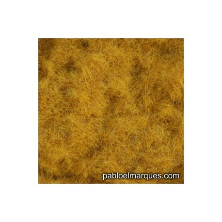 C-450 césped electrostático: pasto dorado