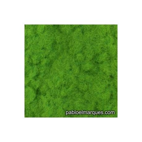 C-201 césped electrostático verde claro
