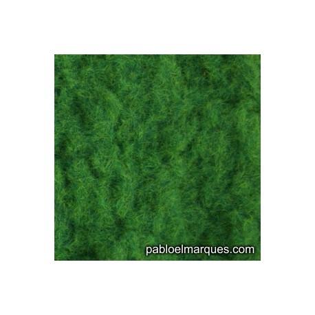 C-204 césped electrostático verde medio