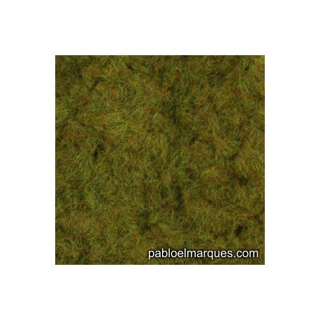 C-214 césped electrostático verde oliva