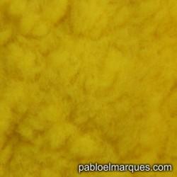 C-233 césped electrostático amarillo