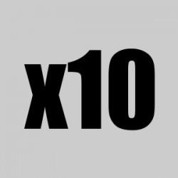 Lote 10 bolsitas (Bolsa 2 gr x 10)