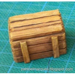 Caja de mercancias modelo 1