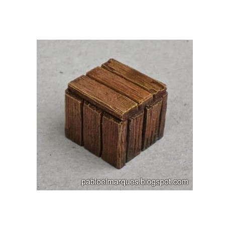 Caja de mercancias modelo 2