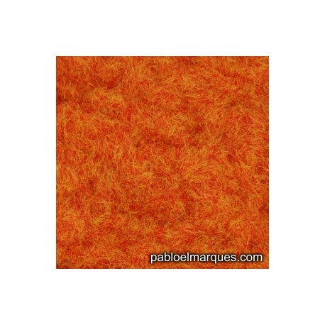 A-33 Static Grass: Orange 3