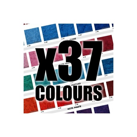 Alien Pack -37 different colours