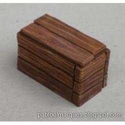 Caja de mercancias modelo 3