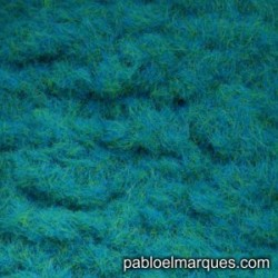 A-15 Green turquoise grass