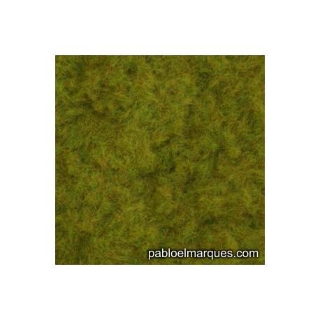 C-211 césped electrostático verde oliva amarillo