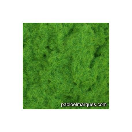 C-202 césped electrostático verde claro