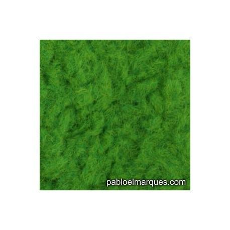 C-232 césped electrostático verde brillante
