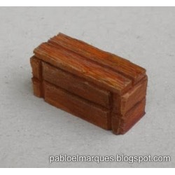 Caja de mercancias modelo 5