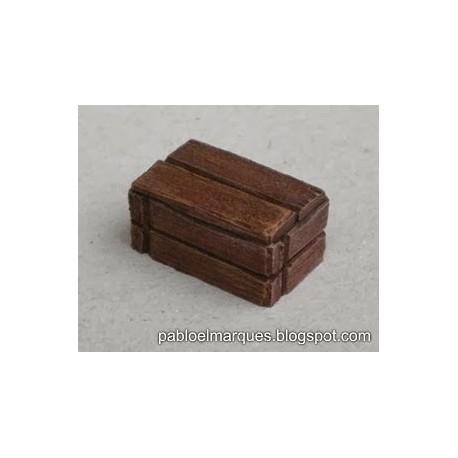 Caja de mercancias modelo 6