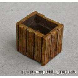 Caja de mercancias modelo 7