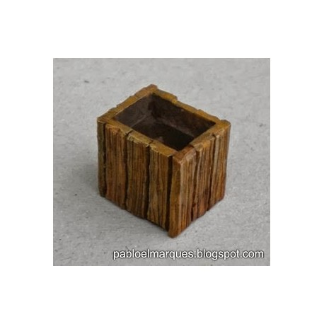 Caja de mercancias modelo 4