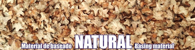 NATURAL basing material